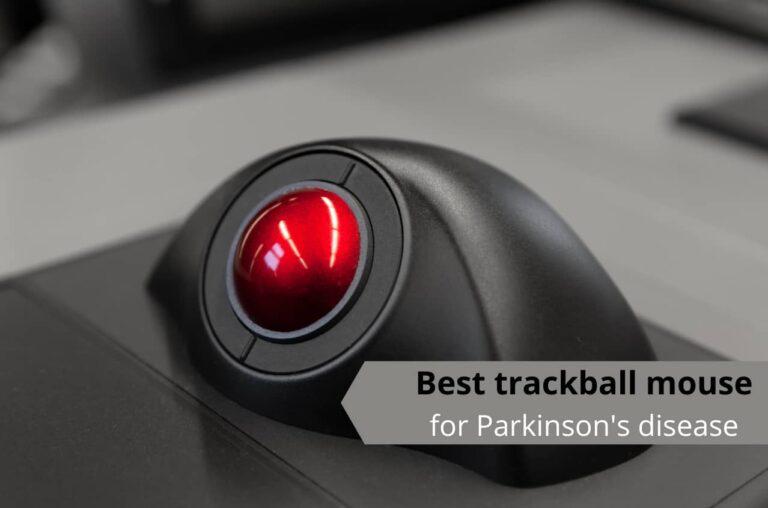 3 Best trackball mouse for Parkinson's disease