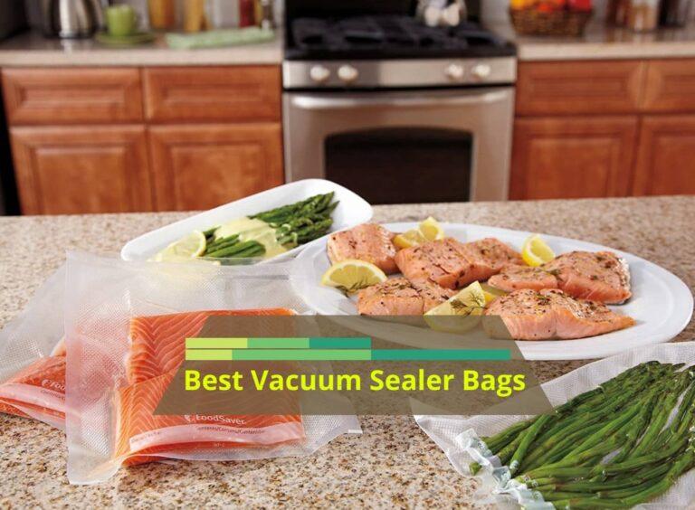10 Best Vacuum Sealer Bags review