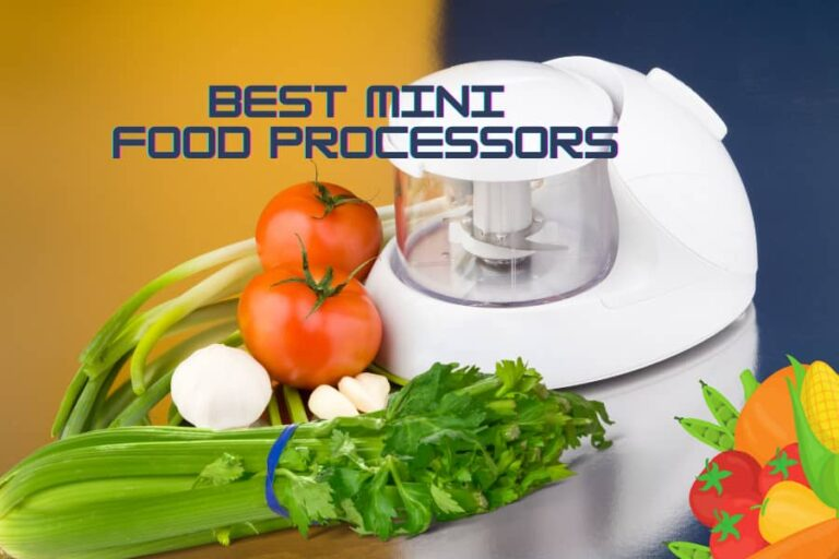 Best Mini Food Processors review and price comparison