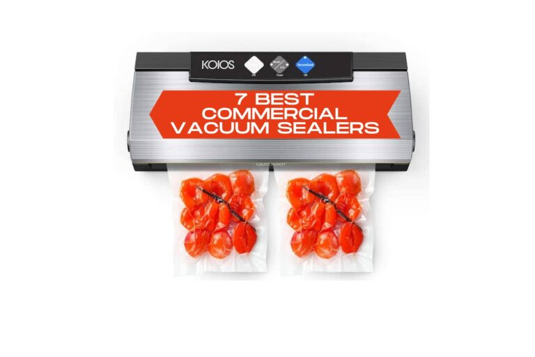 Best commercial vacuum sealers for fish