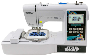 Brother LB5000S Sewing and Embroidery Machine for monogramming New