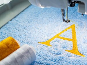 How to Select the Best beginner embroidery machine for monogramming